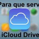 Para que serve o iCloud Drive?