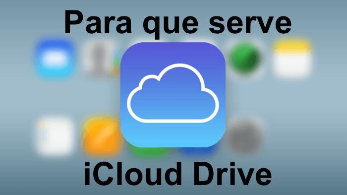 Para que serve o icloud drive servios de cloud computing stopboris Images